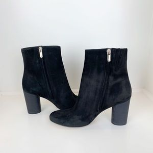 Sam Edelman Corra Black Boots Size 8